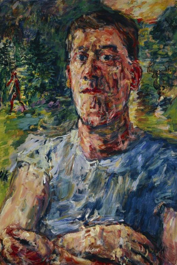 Self-portrait, 1937 (Credit: National Galleries of Scotland)