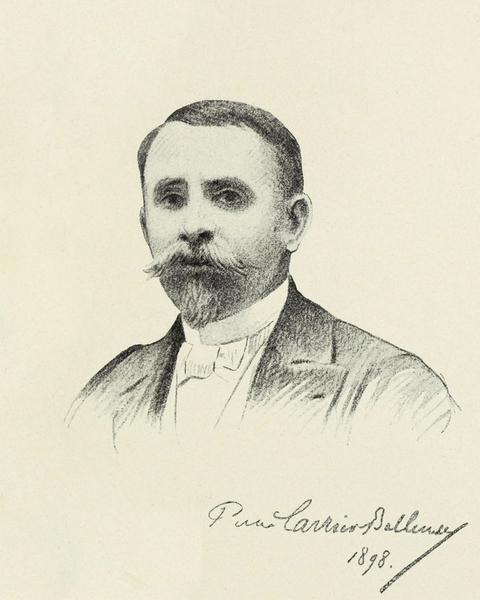 Pierre Carrier-Belleuse, 'Self-portrait', 1898