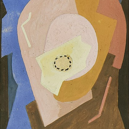 Composition - Albert Gleizes (1881 - 1953)