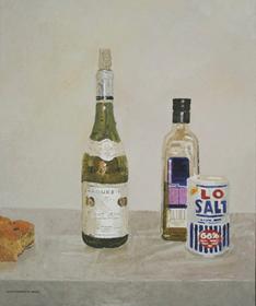 Hugues Pissarro dit Pomié - Petit Saint-Véran et Boîte de Sel