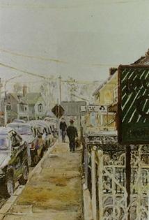 Hugues Pissarro dit Pomié - Ulster Bank