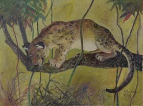 Orovida Pissarro - The Monkey Killer