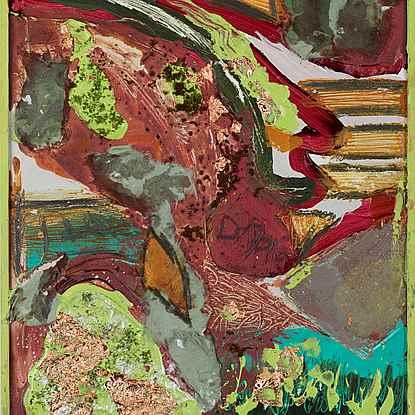 Addiction: Break - Lyora Pissarro (b. 1991 - )
