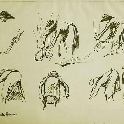 P.07 Sketchbook - Paulémile Pissarro (1884 - 1972)