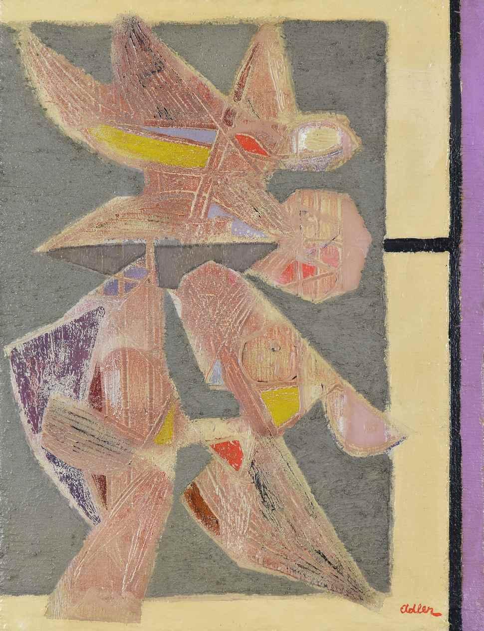 Birds - Jankel Adler (1895 - 1949)