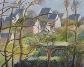 Hugues Pissarro dit Pomié - Les Maisons Neuves