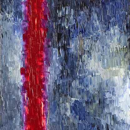 Open Gate - Lélia Pissarro, Contemporary (b. 1963 - )