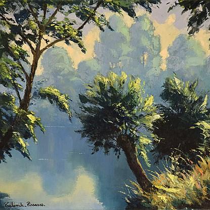 Brume Matinale - Paulémile Pissarro (1884 - 1972)