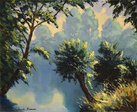 Paulémile Pissarro - Brume Matinale