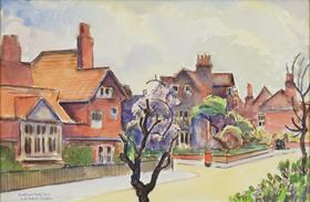 Ludovic-Rodo Pissarro - Bedford Park