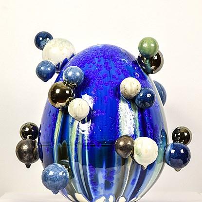 Atomic Egg - Nam Tran (b. 1988 - )