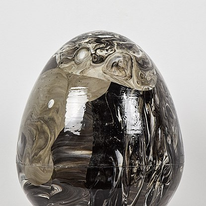 Marble Egg - Nam Tran (b. 1988 - )