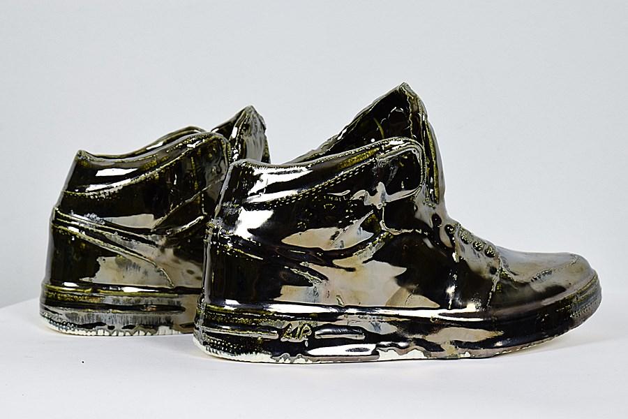 Pluto Shoes - Nam Tran (b. 1988 - )