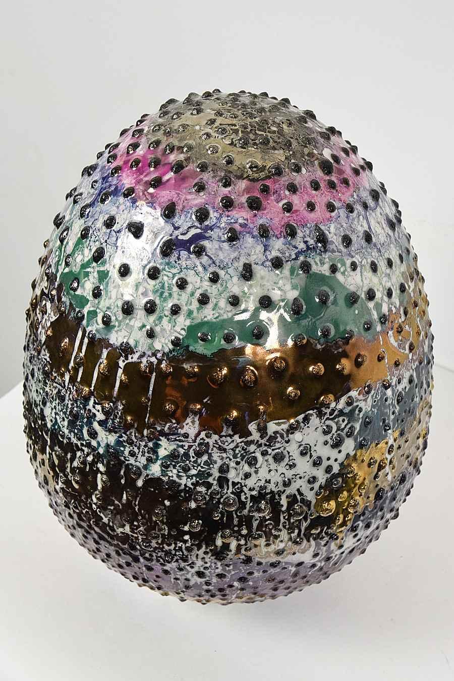 Rainbow Egg - Nam Tran (b. 1988 - )