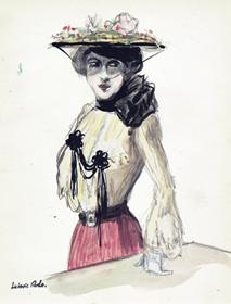 Ludovic-Rodo Pissarro - La Parisienne