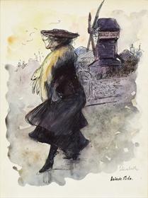 Ludovic-Rodo Pissarro - Le Moulin de la Galette