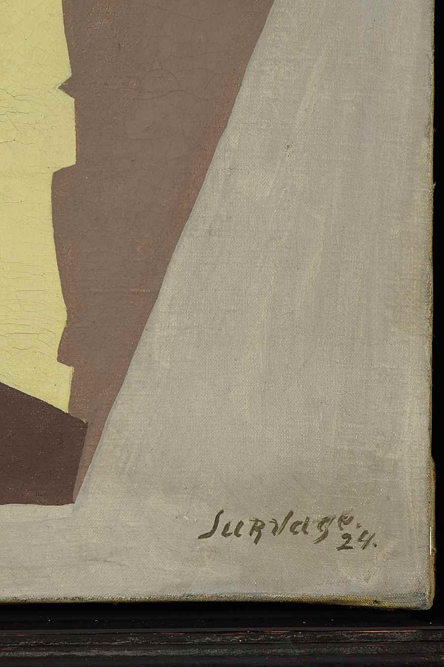 Ville - Léopold Survage (1879 - 1968)