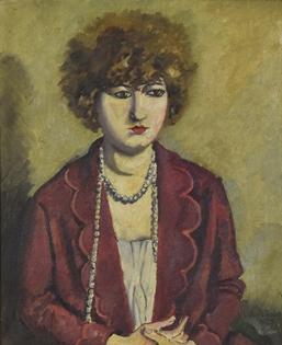 Ludovic-Rodo Pissarro - Le Collier de Perles