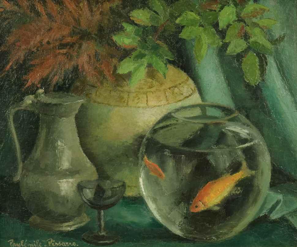 Nature Morte - Paulémile Pissarro (1884 - 1972)