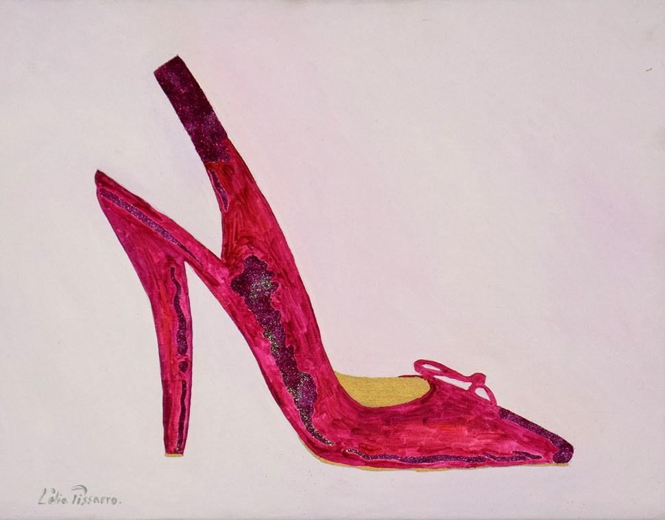 Paule Ka 3 - Lélia Pissarro, Contemporary (b. 1963 - )
