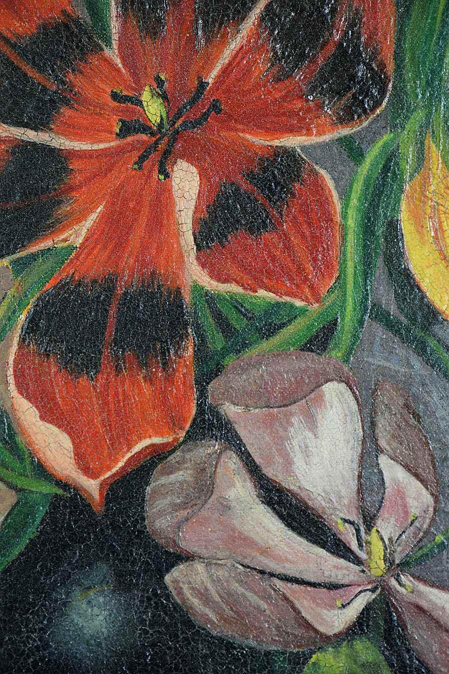 Fleurs - Moïse Kisling (1891 - 1953)