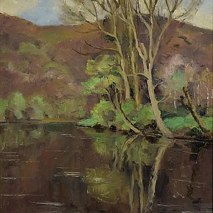 Cantepie en Avril - Paulémile Pissarro (1884 - 1972)