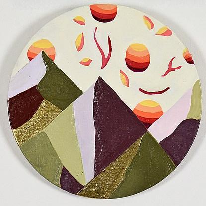 Number 8 - Lyora Pissarro (b. 1991 - )