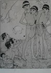 Orovida Pissarro - Chatter