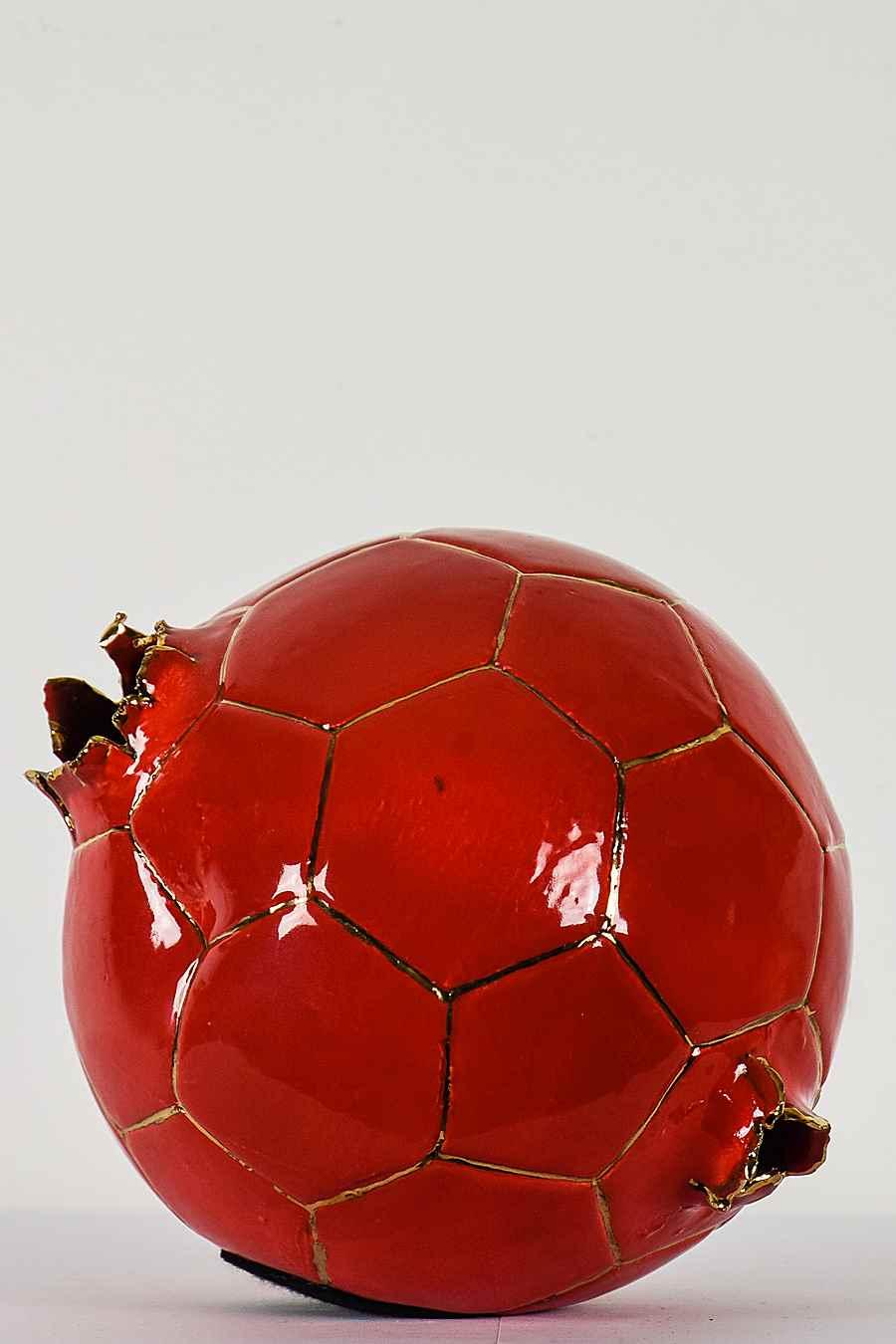 Ruby Football - Nam Tran (b. 1988 - )