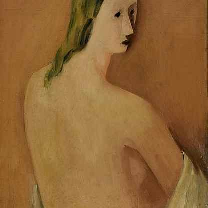 Portrait - Leon Zack (1892 - 1980)