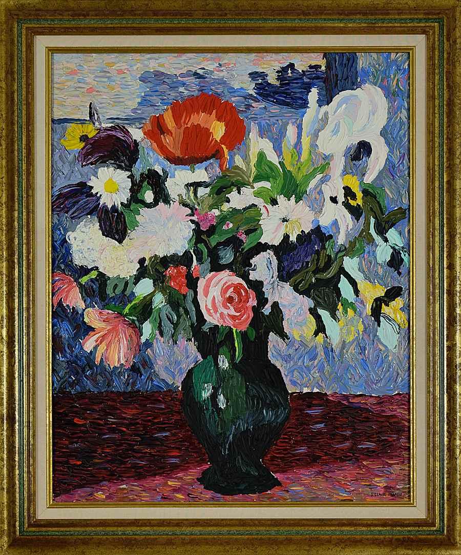 Le Bouquet de Sarah - Corinne and Claude Pissarro