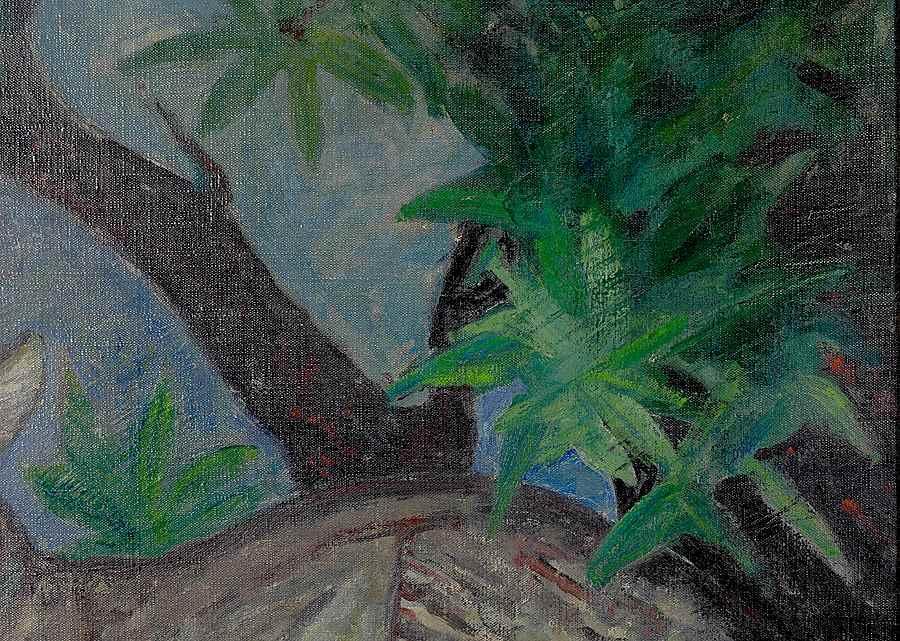 Tom Cat - Orovida Pissarro (1893 - 1968)