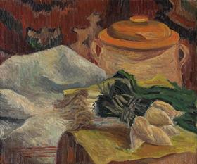Ludovic-Rodo Pissarro -  Nature Morte