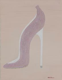 Lélia Pissarro, Contemporary - Pink Panther