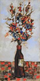 Hugues Pissarro dit Pomié - Bouquet