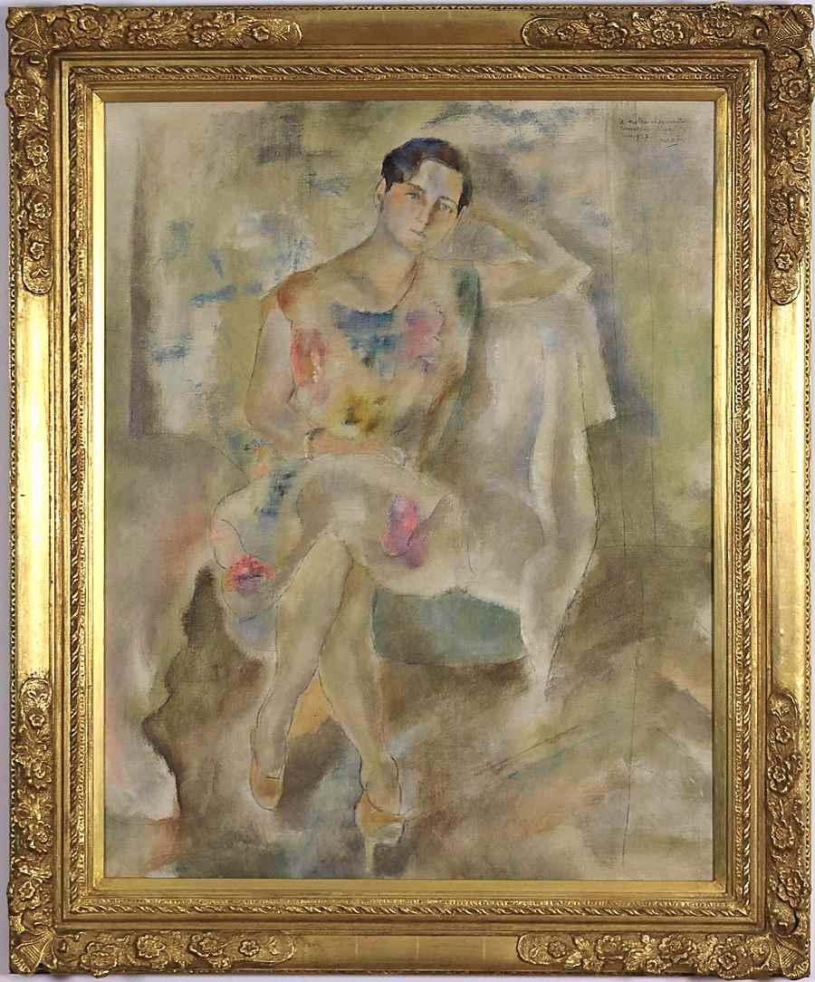 Mija - Jules Pascin (1885 - 1930)