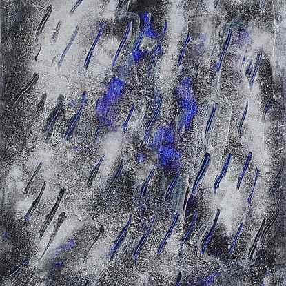 Fourmis - Lélia Pissarro, Contemporary (b. 1963)