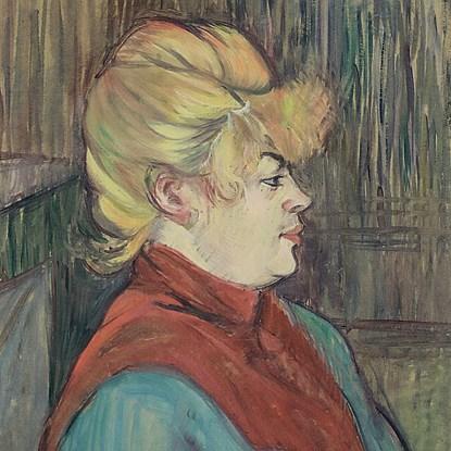Femme de Maison - Henri de Toulouse-Lautrec (1864 - 1901)