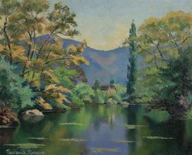 Paulémile Pissarro - Printemps