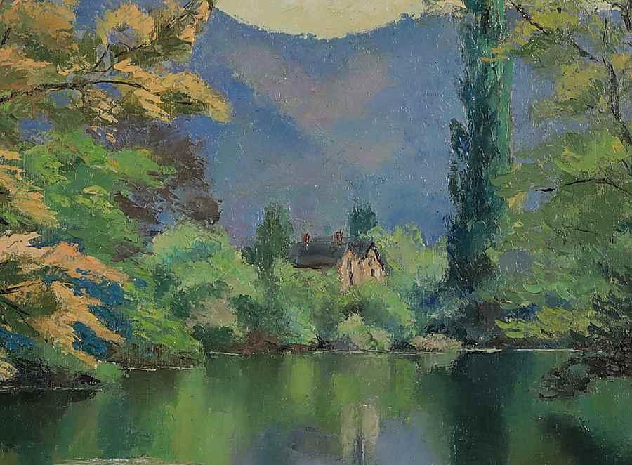 Printemps - Paulémile Pissarro (1884 - 1972)