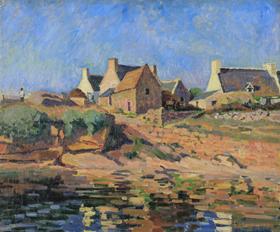 Ludovic-Rodo Pissarro - Ploumanac H, Bretagne