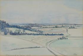 Lucien Pissarro - Chaumont-en-Véxin