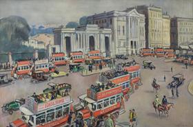 Ludovic-Rodo Pissarro - Hyde Park Corner