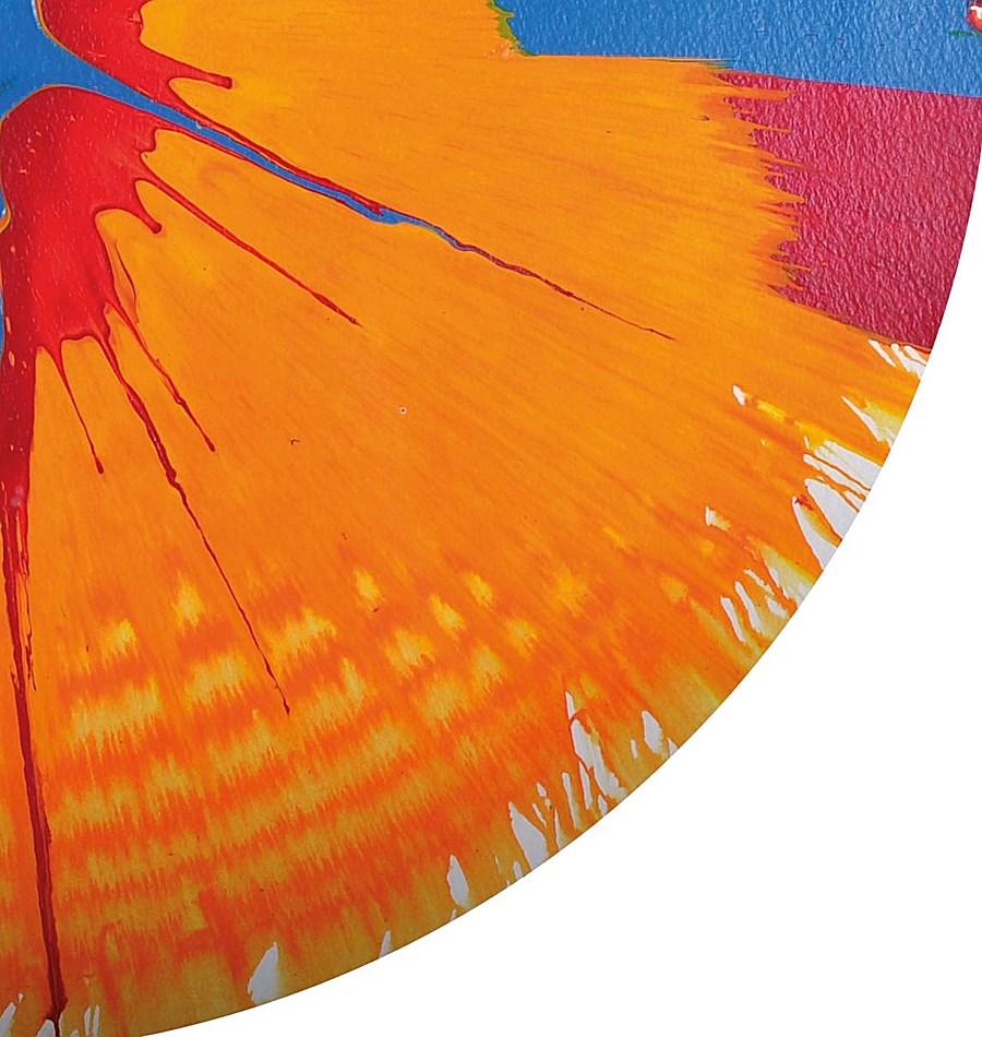 Spin - Damien Hirst (b. 1965 - )