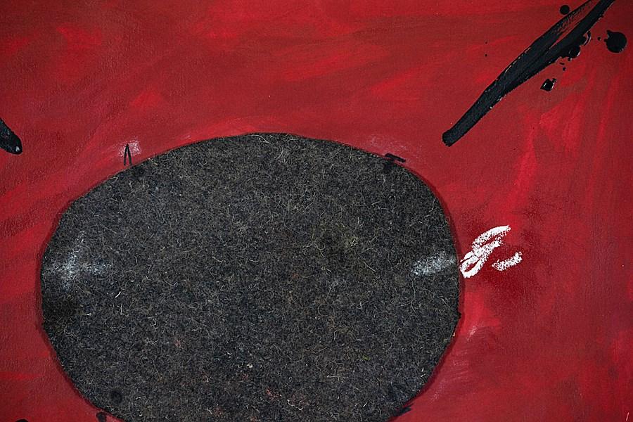 """Serie """"U no és ningú"""" No. 21 - Antoni Tàpies (1923 - 2012)"""