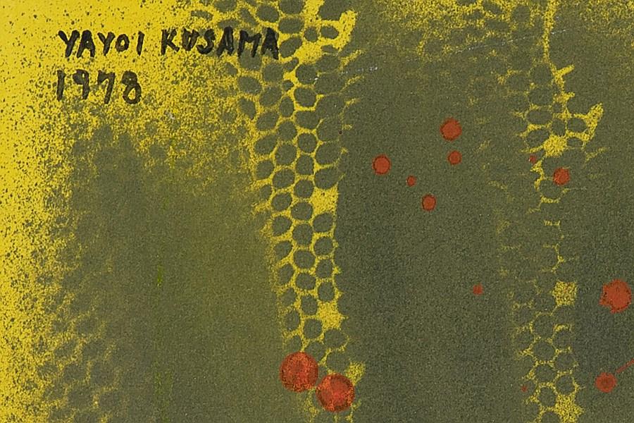 Yayoi Kusama - Yayoi Kusama (b. 1929 - )