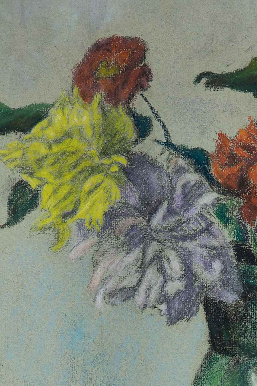 Vase de Fleurs - Paul Ranson (1864 - 1909)