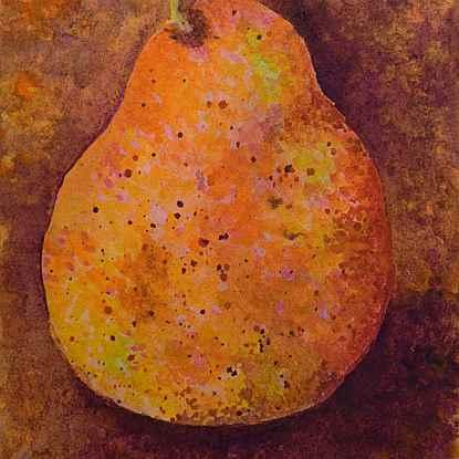 Poire Christina - Lélia Pissarro, Figurative (b. 1963 - )