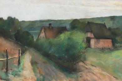 Lesser Ury - Landscape