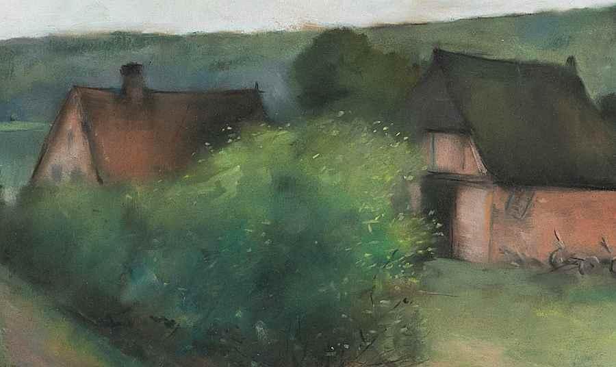 Landscape - Lesser Ury (1861 - 1931)